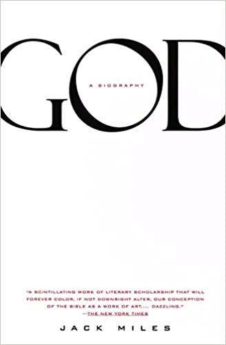 Jack Miles - God Audio Book Stream
