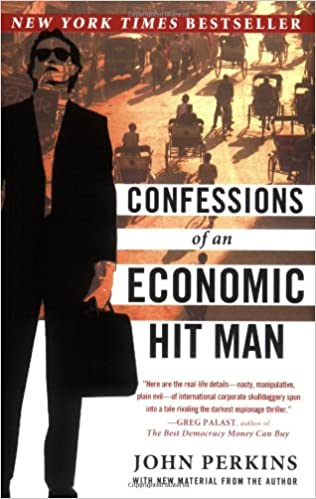 John Perkins - Confessions of an Economic Hit Man Audio Book Free