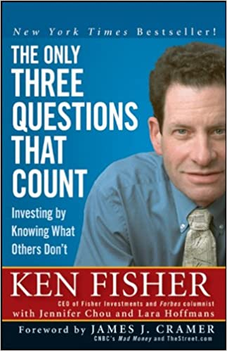Ken Fisher - The Only Three Questions That Count Audio Book Free
