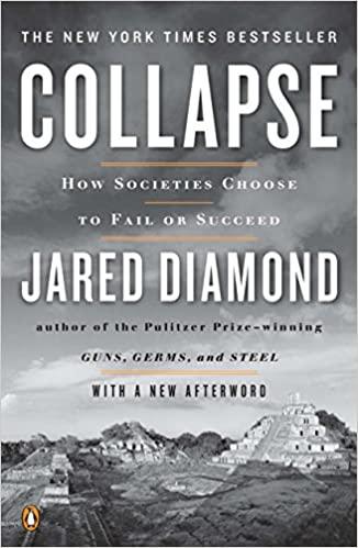 Jared Diamond - Collapse Audio Book Free