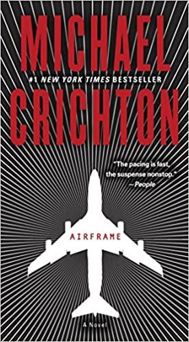 Michael Crichton - Airframe Audio Book Free