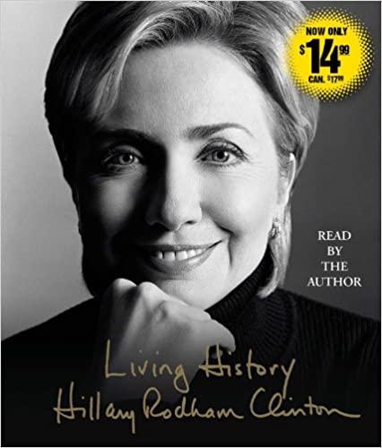Hillary Rodham Clinton - Living History Audio Book Stream