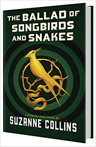 Suzanne Collins - The Ballad of Songbirds and Snakes Audio Book Free