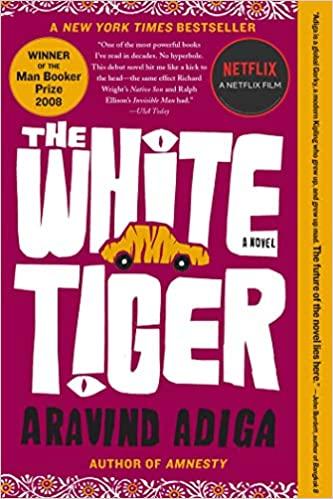 Aravind Adiga - The White Tiger Audio Book Free