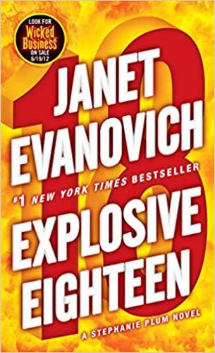 Janet Evanovich - Explosive Eighteen Audio Book Free
