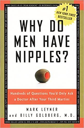Mark Leyner - Why Do Men Have Nipples? Audio Book Free