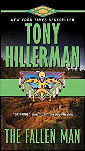 Tony Hillerman - The Fallen Man Audio Book Stream
