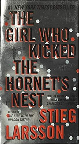 Stieg Larsson - The Girl Who Kicked the Hornet's Nest Audio Book Stream