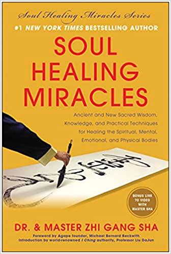 Zhi Gang Sha - Soul Healing Miracles Audio Book Stream
