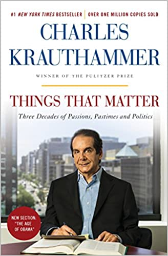Charles Krauthammer - Things That Matter Audio Book Free