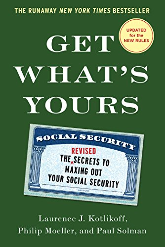 Laurence J. Kotlikoff - Get What's Yours Audio Book Stream