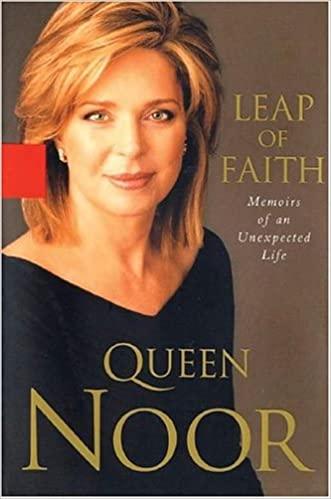 Queen Noor - Leap of Faith Audio Book Free