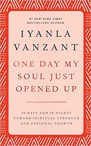 Iyanla Vanzan - One Day My Soul Just Opened Up Audio Book Free