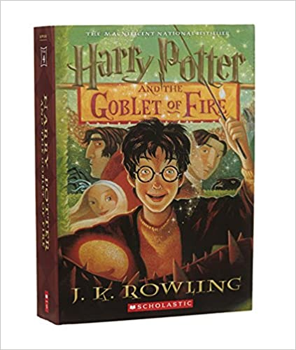 J. K. Rowling - Harry Potter and the Goblet of Fire Audio Book Free