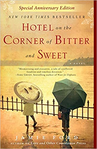 Jamie Ford - Hotel on the Corner of Bitter and Sweet Audio Book Free