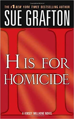 """Sue Grafton - """"H"""" is for Homicide Audio Book Free"""