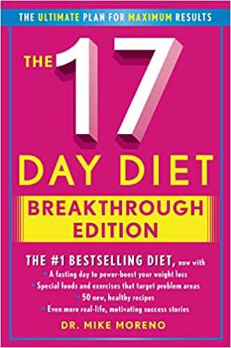 Mike Moreno MD - The 17 Day Diet Breakthrough Edition Audio Book Free