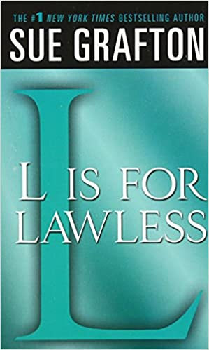 """Sue Grafton - """"L"""" is for Lawless Audio Book Free"""