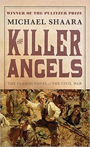 Michael Shaara - The Killer Angels Audio Book Stream
