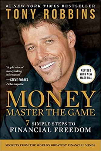 Tony Robbins - MONEY Master the Game Audio Book Free