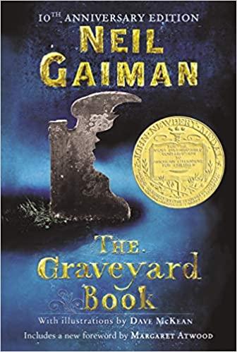 Neil Gaiman - Graveyard Book Audio Book Free