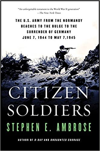 Stephen E. Ambrose - Citizen Soldiers Audio Book Free