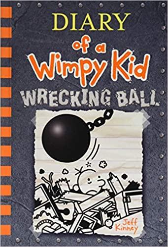 Jeff Kinney - Wrecking Ball Audio Book Stream