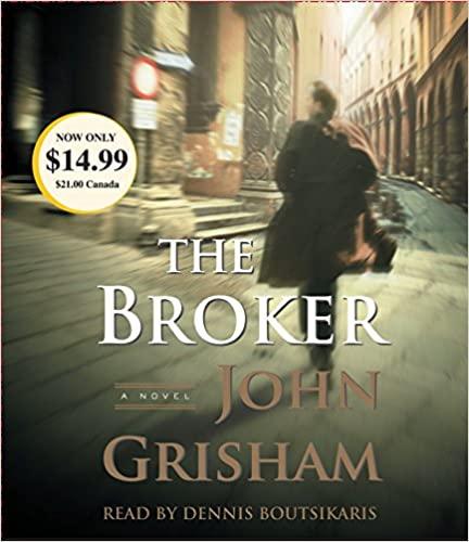 John Grisham - The Broker Audio Book Free