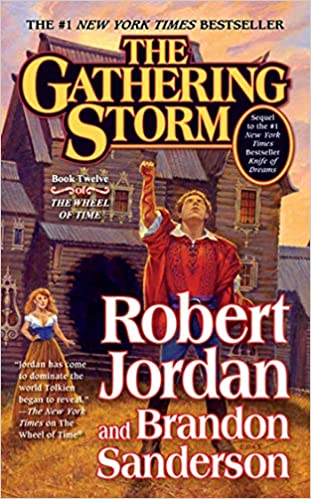 Robert Jordan - The Gathering Storm Audio Book Free