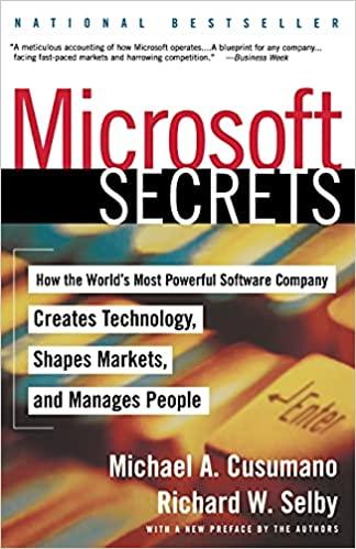 Michael A. Cusumano - Microsoft Secrets Audio Book Free