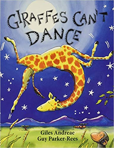 Giles Andreae - Giraffes Can't Dance Audio Book Free