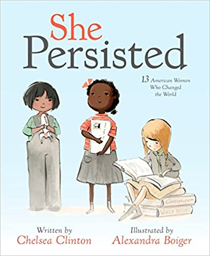 Chelsea Clinton - She Persisted Audio Book Free