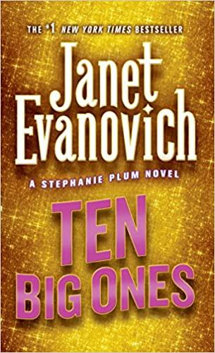 Janet Evanovich - Ten Big Ones Audio Book Free