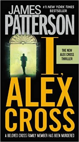 James Patterson - I, Alex Cross Audio Book Free