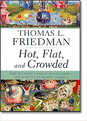 Thomas L. Friedman - Hot, Flat, and Crowded Audio Book Free