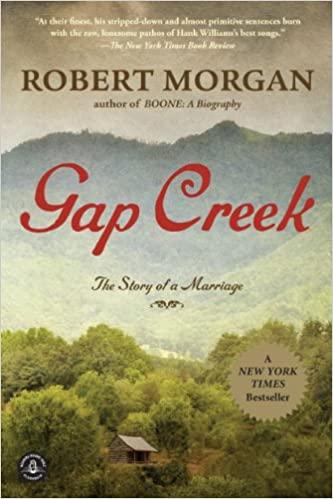 Robert Morgan - Gap Creek Audio Book Free