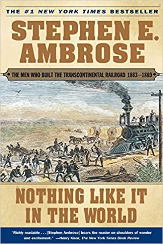 Stephen E. Ambrose - Nothing Like It In the World Audio Book Free