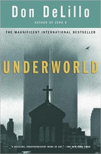 Don DeLillo - Underworld Audio Book Free