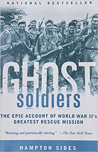 Hampton Sides - Ghost Soldiers Audio Book Stream