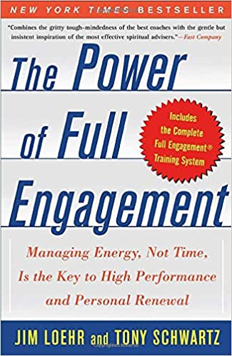 Jim Loehr - The Power of Full Engagement Audio Book Free