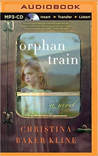 Christina Baker Kline - Orphan Train Audio Book Free