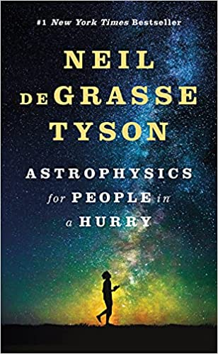 Neil deGrasse Tyson - Astrophysics for People in a Hurry Audio Book Free