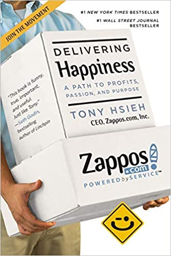 Tony Hsieh - Delivering Happiness Audio Book Stream